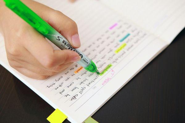 memorizzare-in-fretta-prendere-appunti